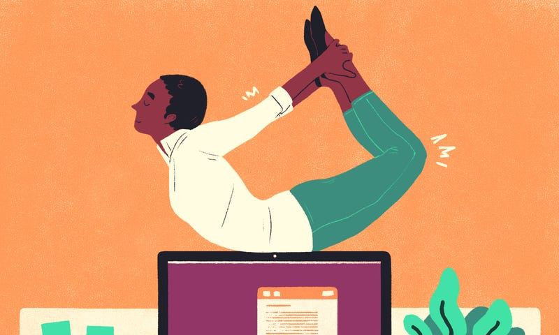 Illustration for article titled Top 10 Ways to Avoid Joint and Wrist Pain at the Office