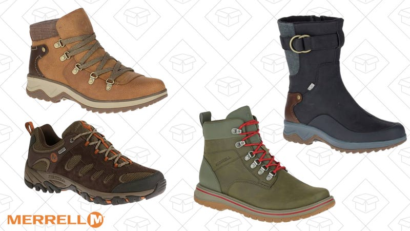 50% off select styles | Merrell