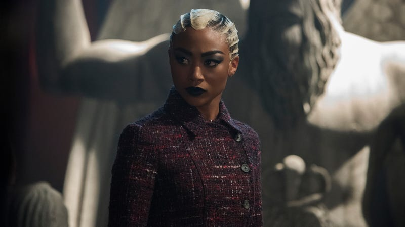 Tati Gabrielle as Prudence Night.
