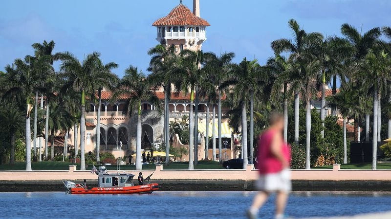 The Mar-a-Lago resort in Palm Beach currently has a 1.8-star rating on Yelp. (Photo: Joe Raedle/Getty Images)
