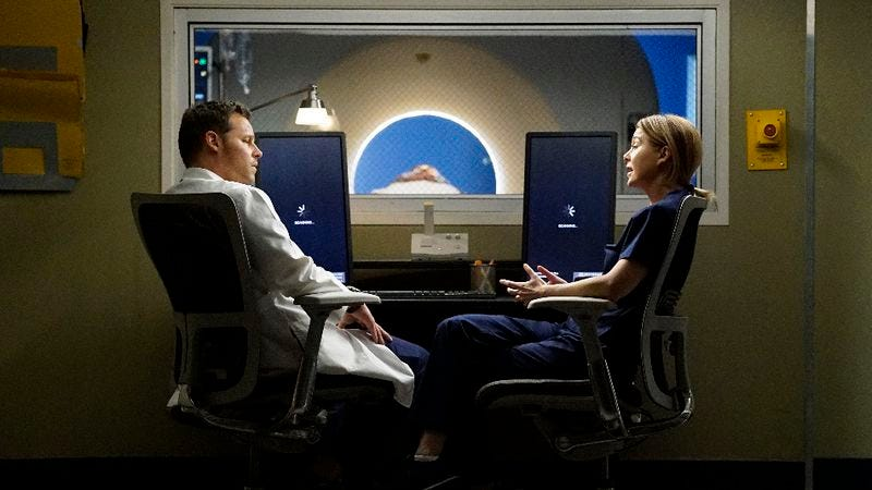 Photo: Grey's Anatomy (ABC)