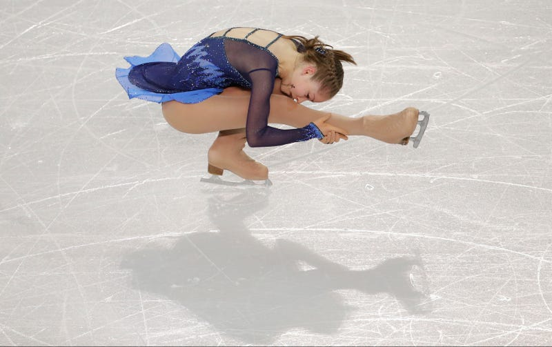 Illustration for article titled Three Reasons 15-Year-Old Yulia Lipnitskaya Could Shock The World