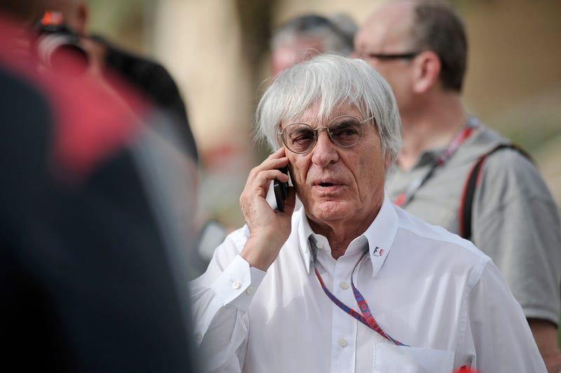 Illustration for article titled F1 Needs Men Like Bernie