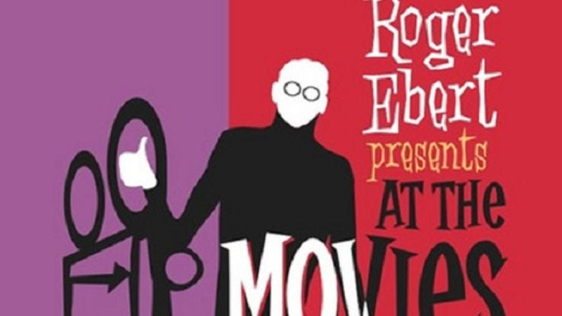 Illustration for article titled Roger Ebert Presents At The Movies
