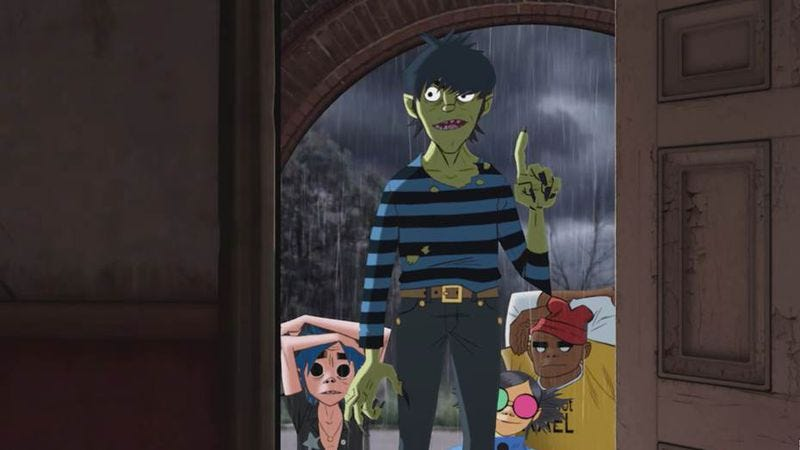 (Image: Gorillaz/YouTube)