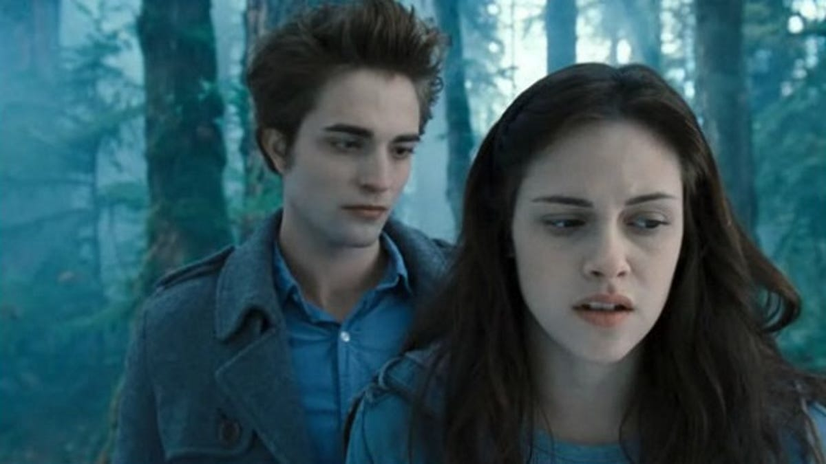 It may suck to be a teenager, but the Twilight series sucks more