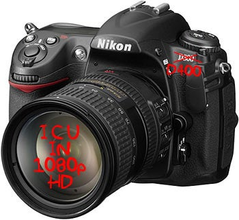 Illustration for article titled Rumor: Nikon Planning 1080p-Capable D400?