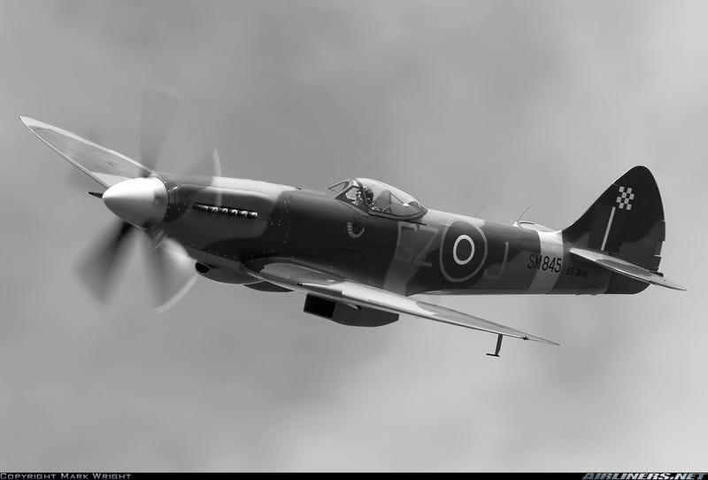 Illustration for article titled I really like Spitfires....