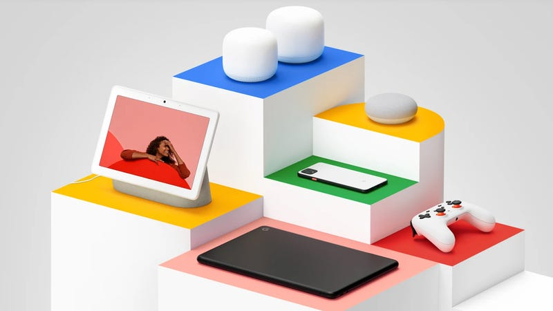 Illustration for article titled Everything Google Announced Today