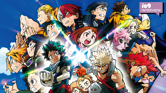 My Hero Academia s Class 1-A Tells All About Growing Up and Going Beyond for Their New Movie