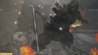 Illustration for article titled Godzilla PS4 Version in the West is Godzilla VS