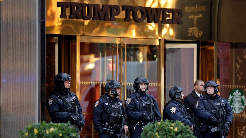 New York Times Investigation Reveals Just How Huge Trump's Global Business Conflicts Could Be