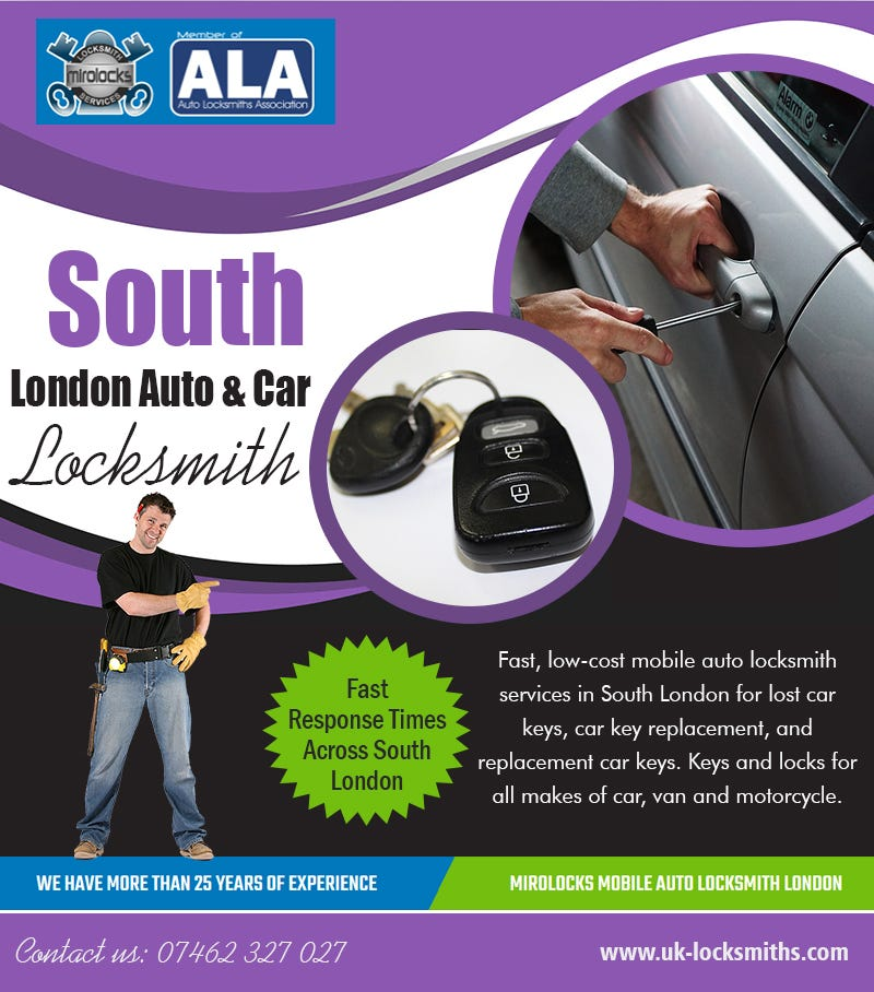 Illustration for article titled South London Auto   & Car Locksmith | Call - 07462 327 027 | uk-locksmiths.com