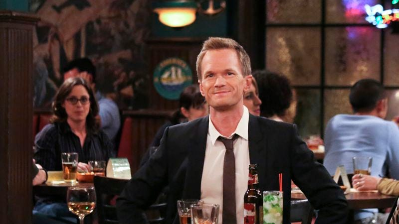 Illustration for article titled Barney Stinson, the player-king of New York City