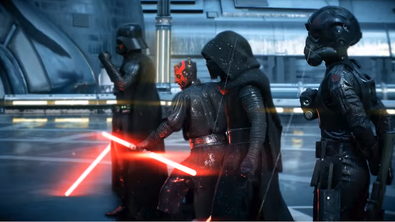 Illustration for article titled Unlocking Heroes In Star Wars Battlefront II Could Take A Long Time [Update]
