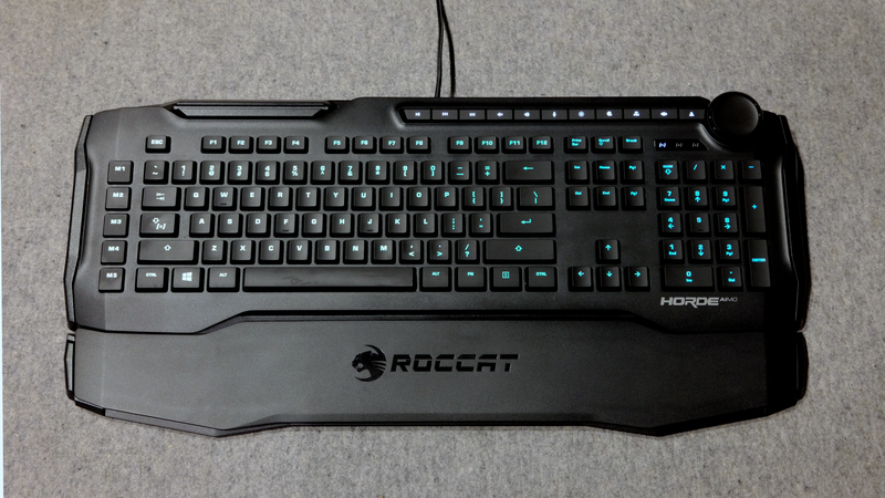 Roccat's New 'Membranical' Keyboard Tries to Be Everything
