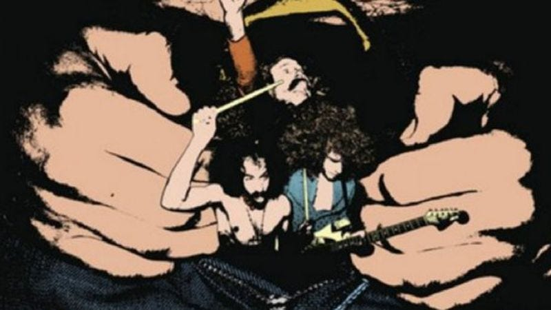 Illustration for article titled Monotonix lays off the booze, but keeps it crazy