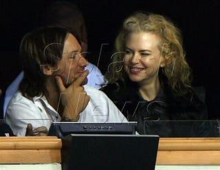 Illustration for article titled Photo Dump: Nicole Kidman's Grey Hair