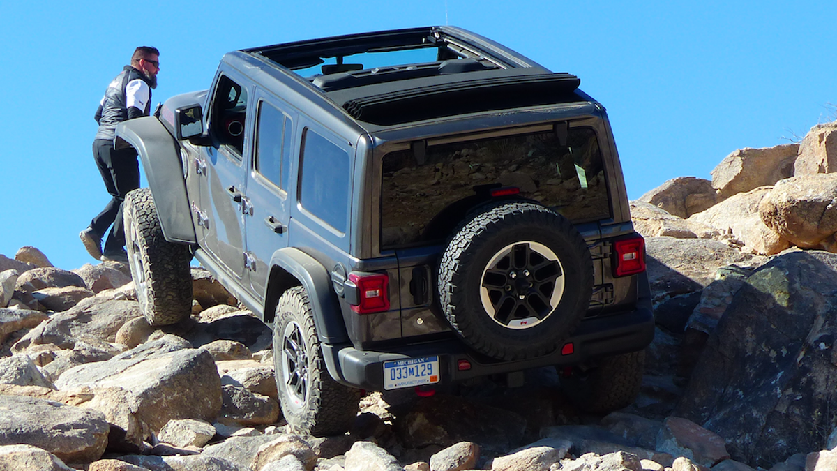 Your Guide To Taking The Doors And More Off 2018 Jeep Wrangler Rear Door Wiring Pigtails
