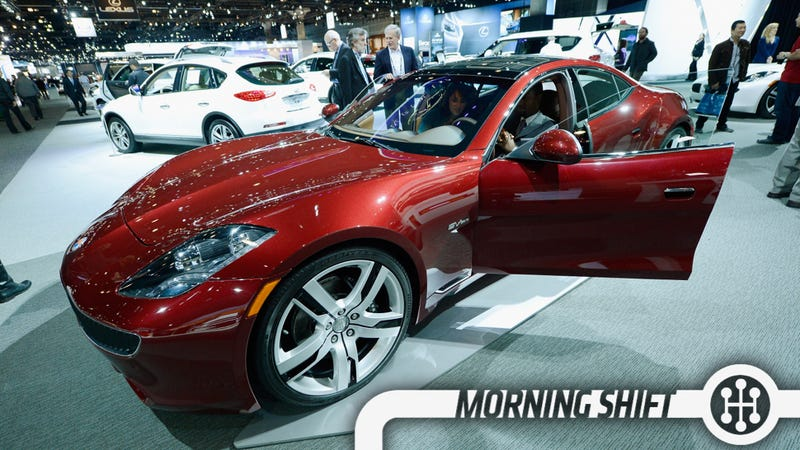 Illustration for article titled The New Fisker Karma Will Look Exactly Like The Old Fisker Karma