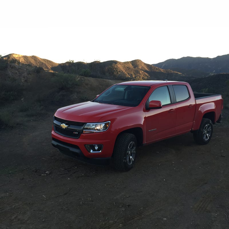 Illustration for article titled 2015 Chevy Colorado: The Oppo Review