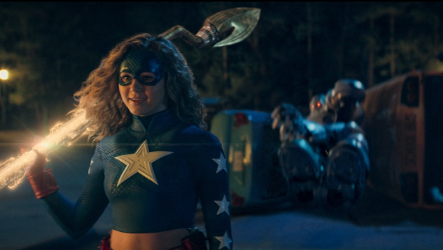CW s New Stargirl Trailer Has Superheroics With a Teen Drama Vibe