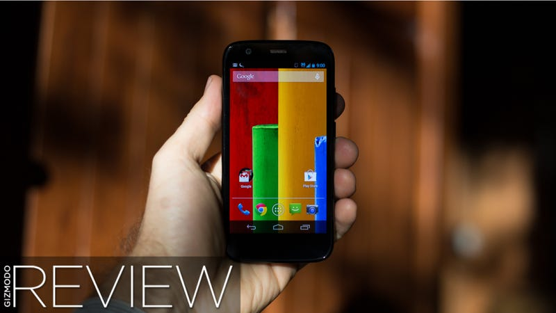 Illustration for article titled Moto G Review: The Best Cheap Phone, But Still a Cheap Phone