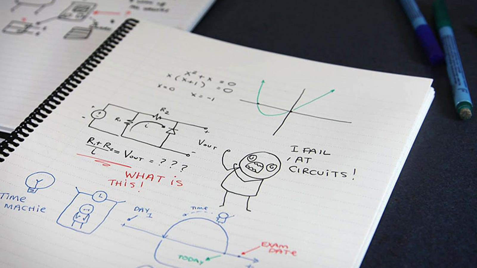 Wipebook Is A Dry Erase Notebook You Can Reuse Indefinitely Recycled Circuit Board