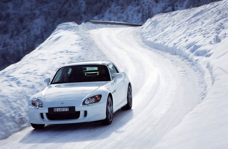 Illustration for article titled S2000 Winter?