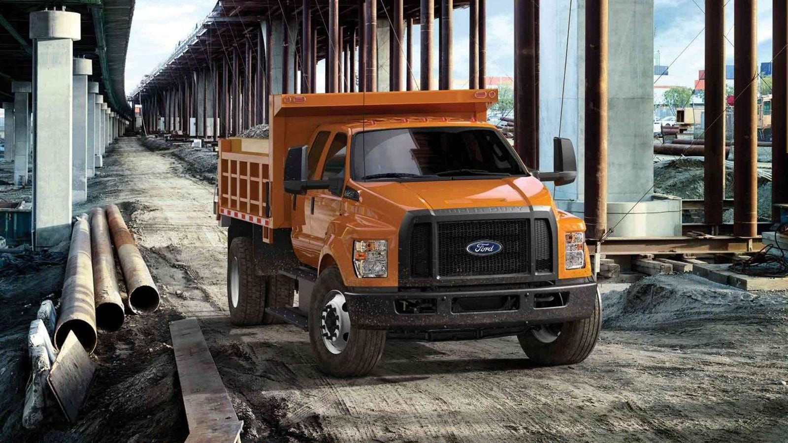 ford might be getting rid of its medium duty trucks. Black Bedroom Furniture Sets. Home Design Ideas