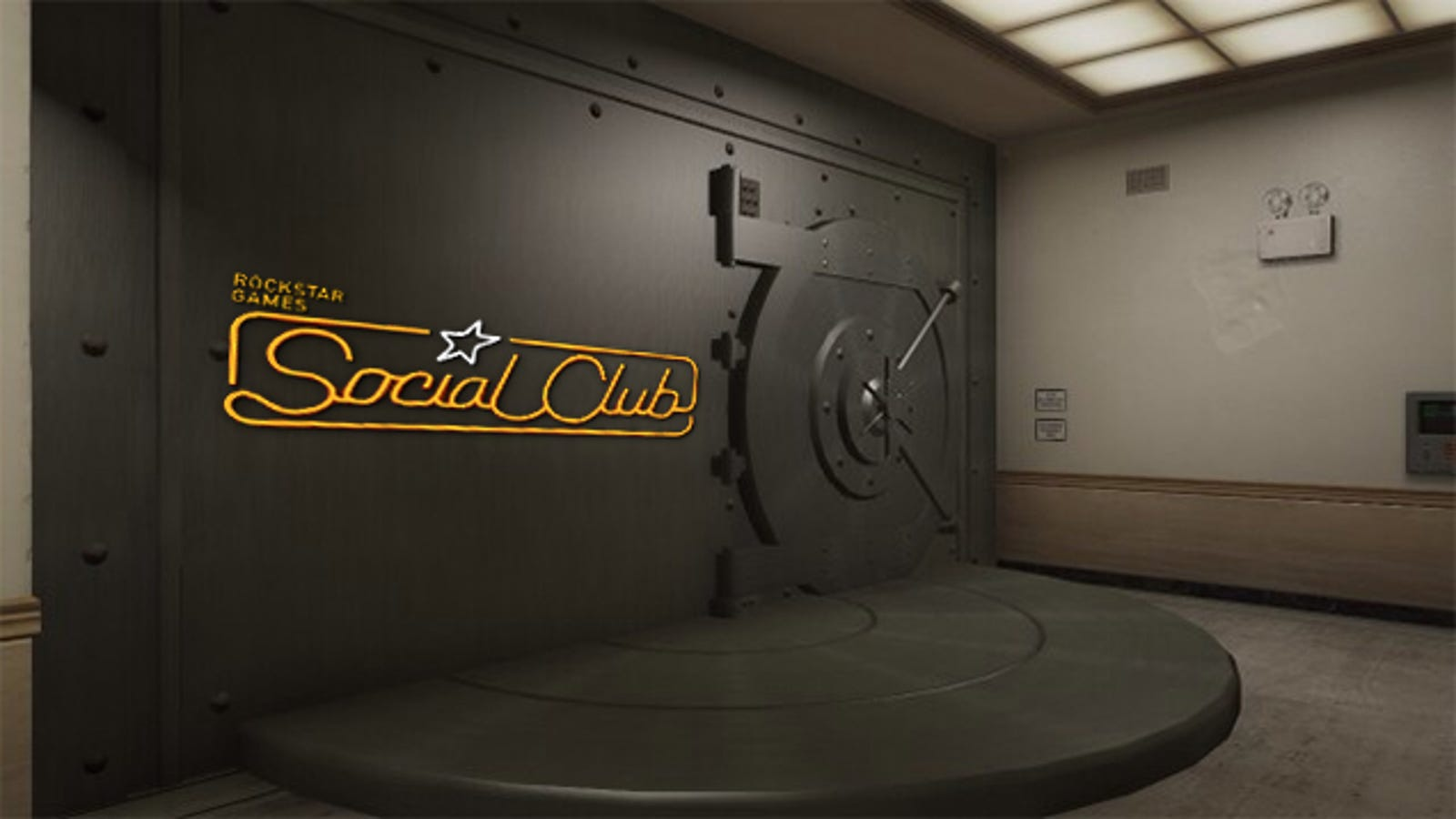 Rockstar Social Club Ticket