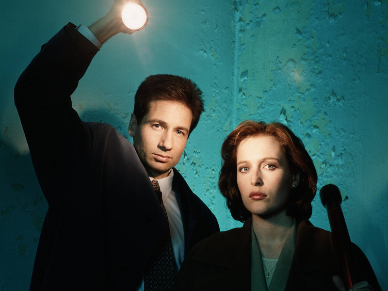 Illustration for article titled What Would An X-Files Revival Be About?