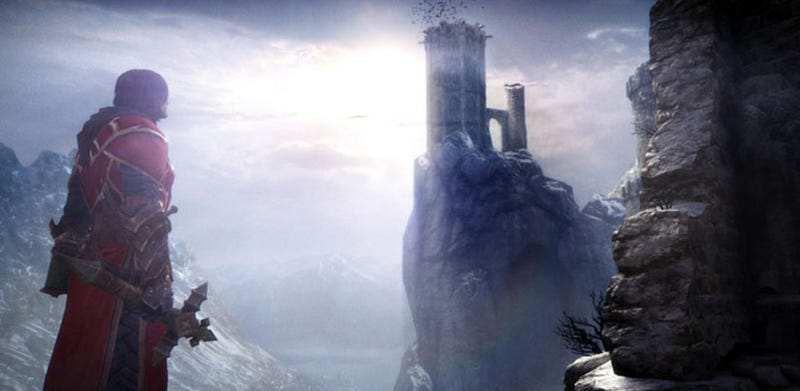 Illustration for article titled Castlevania: Lords of Shadow Screenshots Will Whip You In Your Face