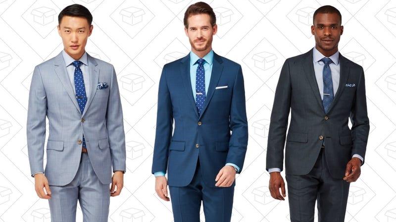 Indochino Premium Suits, $329 + free shipping, use promo code KINJASUMMER