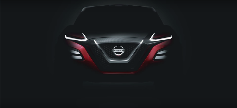 Illustration for article titled The Nissan Gripz Concept Is The Z-Inspired Crossover We Were Worried About
