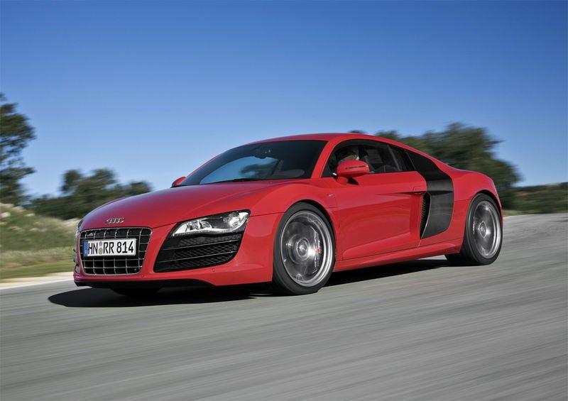 Illustration for article titled Audi R8 V10, Reviewed