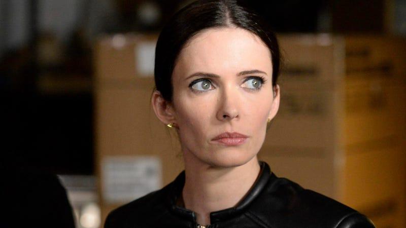Elizabeth Tulloch, seen here on Grimm, has been cast as Lois Lane in the CW Arrowverse.
