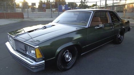 for 13 500 could this 1979 chevy malibu wagon be a wake up call. Black Bedroom Furniture Sets. Home Design Ideas