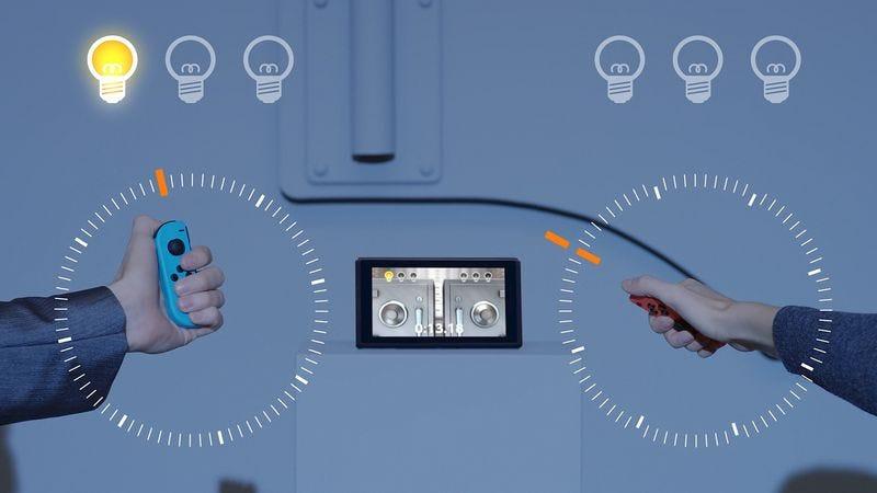 Screenshot: 1-2 Switch/Nintendo