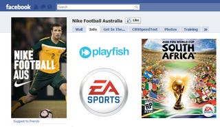 Illustration for article titled New FIFA Game Coming (But It's For Facebook)