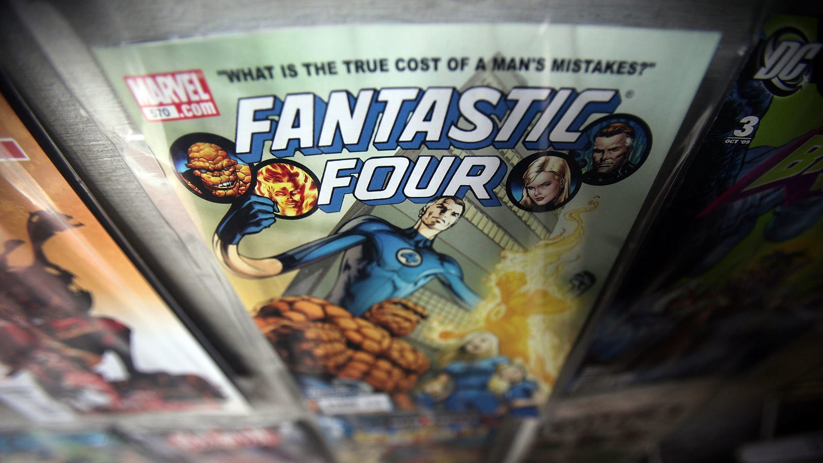 All the Comic Books You Can Get For Free on 'Free Comic Book Day'