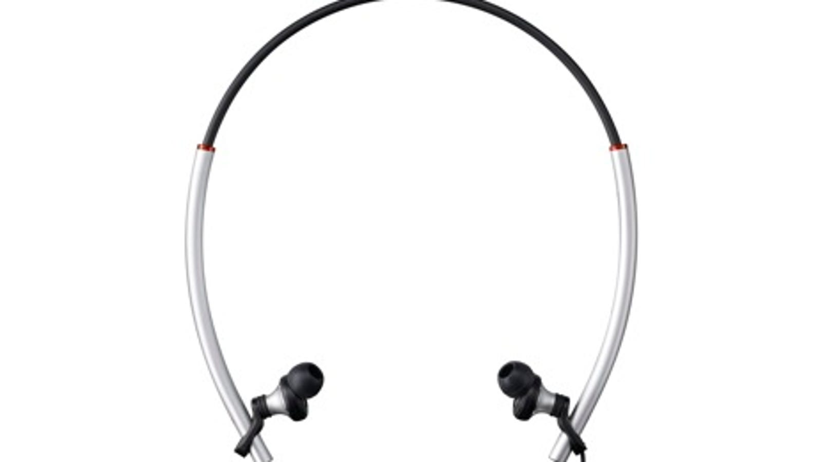 earbuds deal of the day - Sony MDR-AS100W Sport Headphones