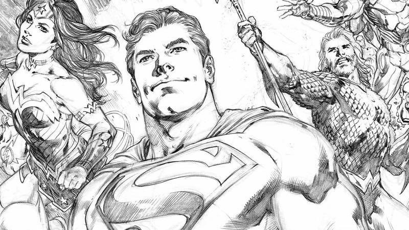Image DC Comics