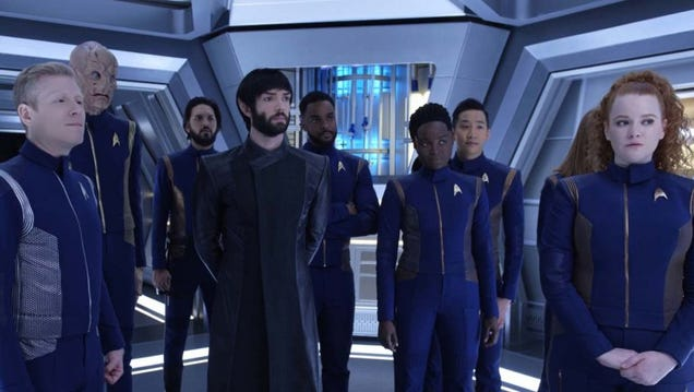 If You Dream of Being in Star Trek: Discovery s Starfleet, This is the Jacket For You