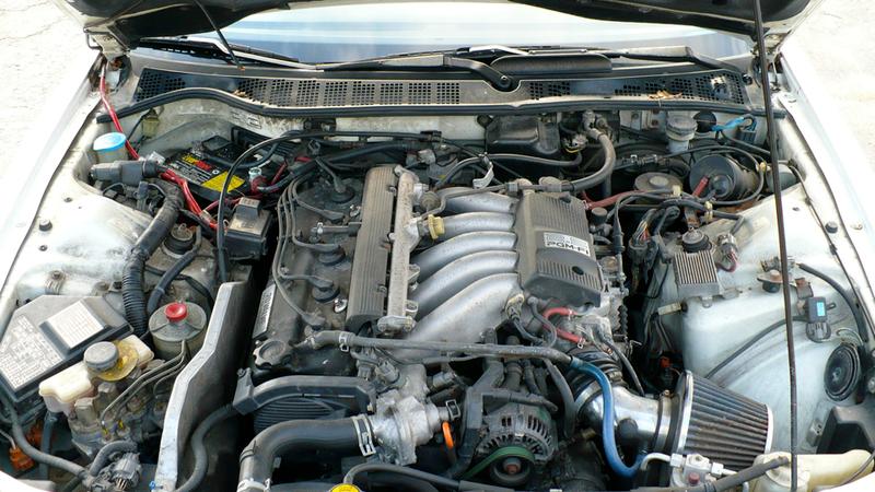 Forgotten Cars Honda's Longlost Five Cylinder Engine And The Acura Rhjalopnik: 1997 Acura Rl Engine Diagram At Gmaili.net