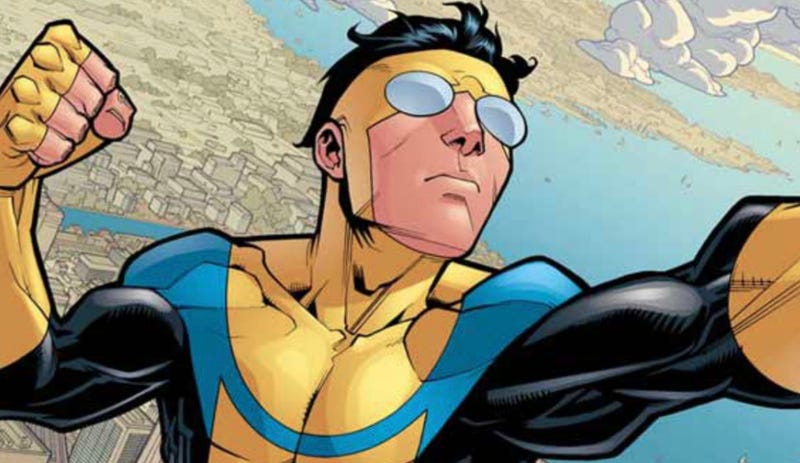 Steven Yeun will voice Mark in Invincible.