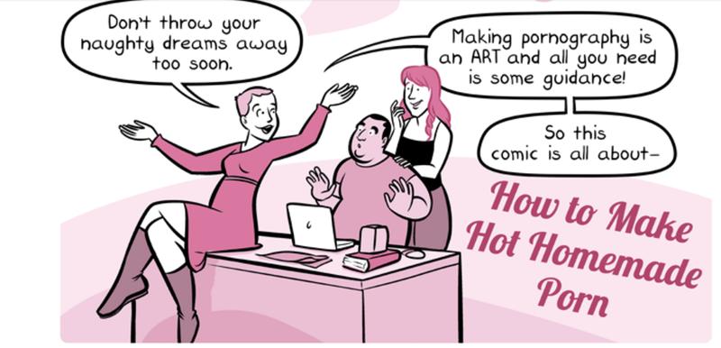 Illustration for article titled Scott PilgrimPublisher Oni Press DebutsNew Line of Sex Ed and Erotic Comics