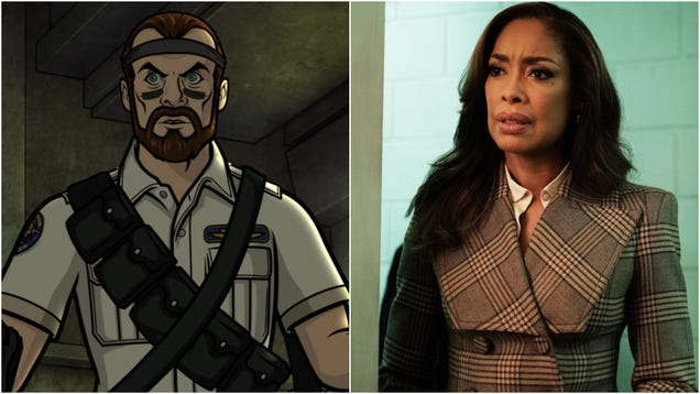 """Archer meets """"Space Pirates,"""" while Gina Torres meets Chicago politics"""