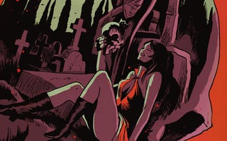 Illustration for article titled The Return Of Vampironica To Archie Comics Is Bad News For Jughead