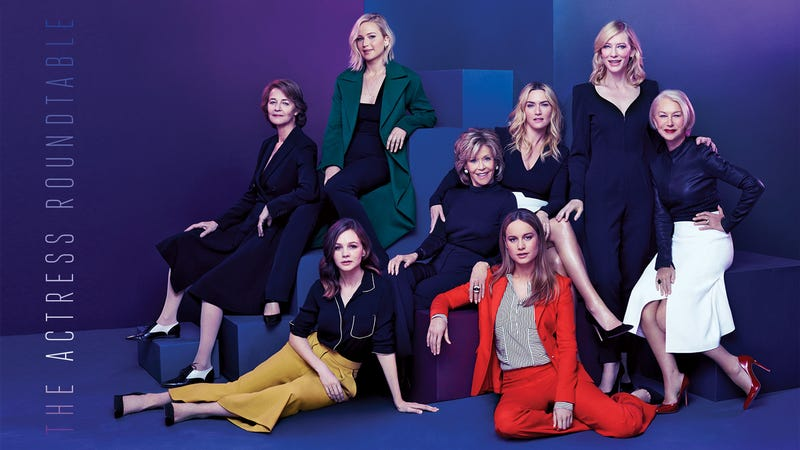 Illustration for article titled The Hollywood Reporter Responds to Yet Another All-White Actress Roundtable